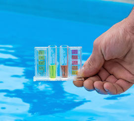 pool service water test