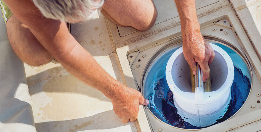 Installing Pool Equipment in Brisbane