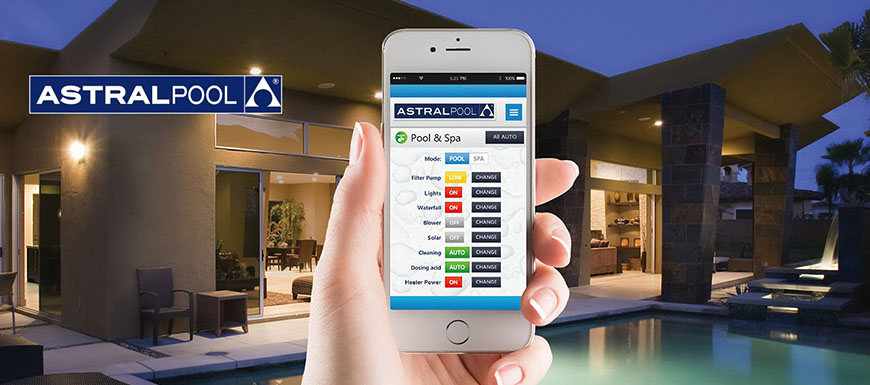 Viron Pool Automation in Brisbane